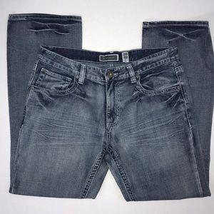 INC International Concept Copenhagen bootcut Jeans